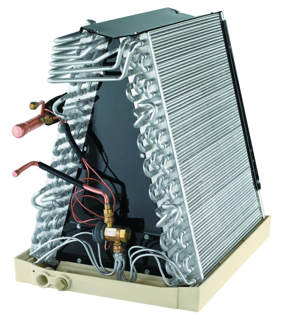 Trane all aluminum evap. coil