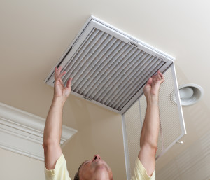 HVAC Air Filter Maintenance