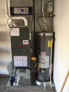Boise water heater installation